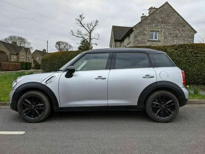used Mini Cooper Countryman 1.6 5dr