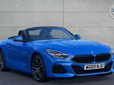 used BMW Z4 sDrive30i M Sport