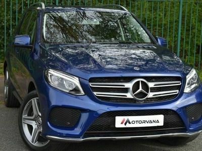 used Mercedes GLE350 Gle-Class 3.0D 4MATIC AMG LINE 5d 255 BHP