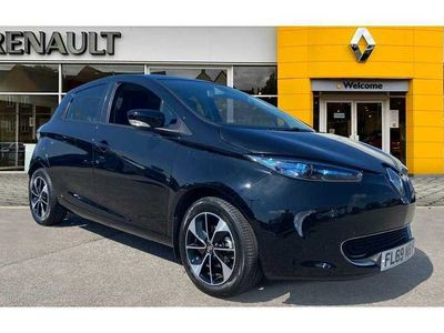 used Renault Zoe 80kW Dynamique Nav R110 40kWh 5dr Auto