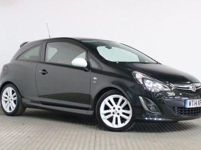 used Vauxhall Corsa 1.4 Sri 3Dr [Ac]
