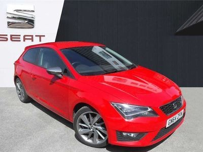 used Seat Leon 1.4 Tsi Act 150 Fr 3Dr [Technology Pack]