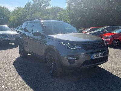 used Land Rover Discovery Sport 2.0 SD4 HSE suv diesel sw