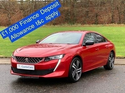 used Peugeot 508 GT