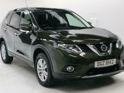 used Nissan X-Trail DIESEL STATION WAGON 1.6 dCi Acenta [Smart Vision Pack] 5dr