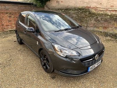 used Vauxhall Corsa 5dr Hat 1.4 90ps Limited Edtn Hatchback 2017