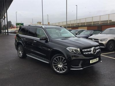 used Mercedes GLS350 GLS ESTATE SPECIAL EDITION4Matic Grand Edition 5dr 9G-Tronic
