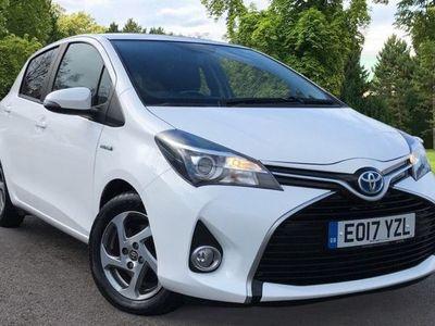 used Toyota Yaris Hatchback 1.5 Hybrid Icon 5dr, Auto
