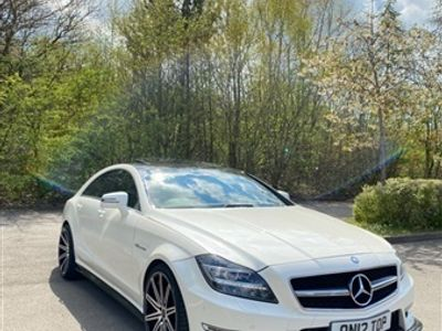 used Mercedes CLS63 AMG CLSAMG