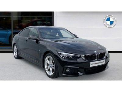 used BMW 420 4 Series d [190] M Sport 5dr Auto [Professional Media] Diesel Hatchbac