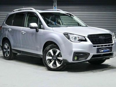 used Subaru Forester 2.0 D XC