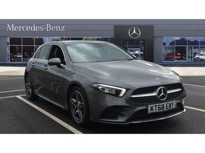 used Mercedes A200 A CLASS 2019 BracknellAMG Line Premium 5dr Auto Petrol Hatchback