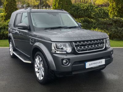 used Land Rover Discovery DiscoverySE SDV6 AUTO 4x4 2016