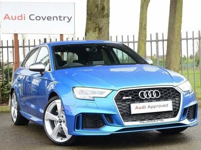 used Audi RS3 RS3TFSI 400 Quattro 5dr S Tronic Auto
