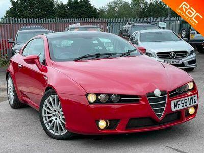 used Alfa Romeo Brera 2.2 JTS SV 3dr Coupe 2006