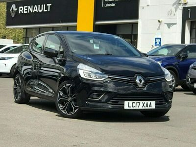 used Renault Clio R.S. Clio 1.5 dCi 90 Dynami Rear Parking Senso &Satnav! Hatchback 2017