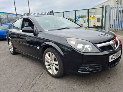 used Vauxhall Vectra 1.8 VVT SRI 5d 140 BHP AIR CONDITIONING