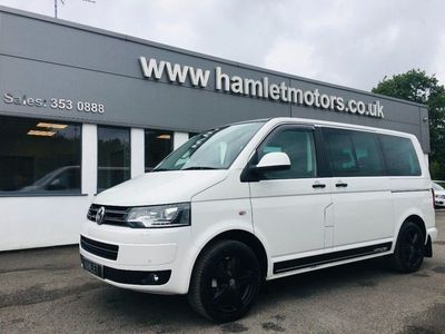 used VW Caravelle EDITION 25 TDI 2.0 4dr