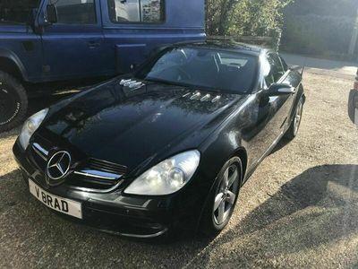 used Mercedes SLK280 SLK 3.02dr
