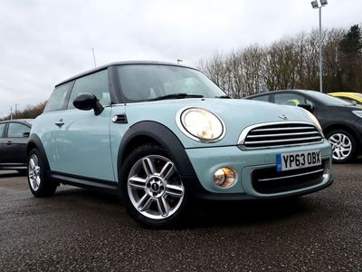 used Mini Cooper HatchChili 1.6 3dr