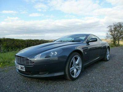 used Aston Martin DB9 5.9 seq