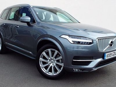 used Volvo XC90 2.0 T6 [310] Inscription 5dr AWD Geartronic