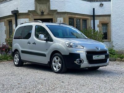 used Peugeot Partner Tepee 1.6 HDi Tepee Outdoor 5dr