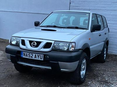 used Nissan Terrano 2.7 TD Panel Van