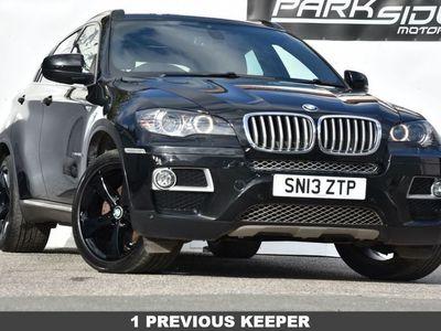 used BMW 502 X6 3.0 XDRIVE40D 4dBHP DAB | SATNAV | LEATHER |