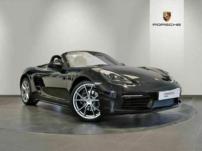 used Porsche 718 Boxster roadster