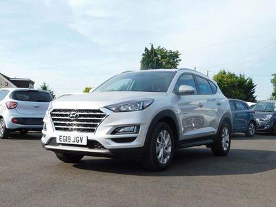 used Hyundai Tucson 1.6 CRDi SE Nav DCT (s/s) 5dr