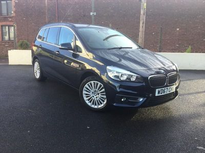 used BMW 220 2 Series D Luxury 5Dr Step Auto