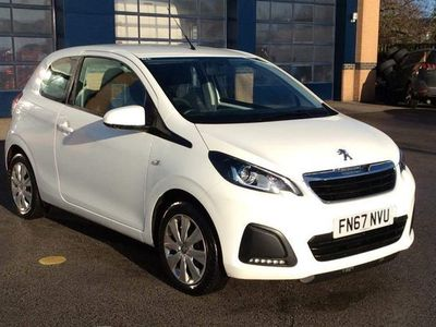 used Peugeot 108 2017 Mansfield 1.0 Active 3dr