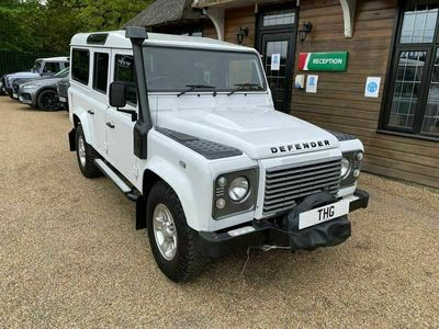 used Land Rover Defender 110 TD XS STATION WAGON 2.2