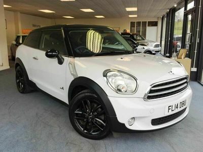used Mini Cooper D Paceman 1.6 (Chili) ALL4 3dr
