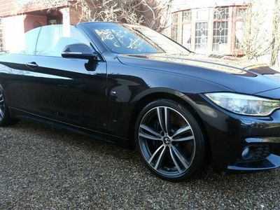 used BMW 428 4 Series 2.0 i M Sport Auto 2dr
