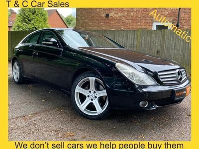 used Mercedes CLS320 CLSCDI