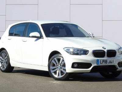 used BMW 116 1 SERIES D SPORT