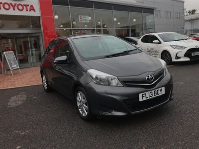 used Toyota Yaris 1.4 D-4D TR 5dr