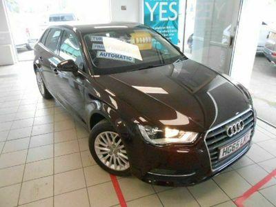 used Audi A3 2.0 TDI SE Technik 5dr S Tronic Sat Nav £30 tax per year 2016