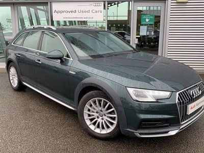 used Audi A4 Allroad 3.0 TDI Quattro 5dr S Tronic [Leather]