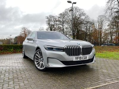 used BMW 730 7 Series d Saloon 3.0 4dr