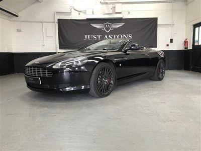 used Aston Martin DB9 V12 2dr Volante Touchtronic Auto [470]