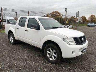 used Nissan Navara VISIA 2.5 DCI VISIA DOUBLE CAB PICK UP