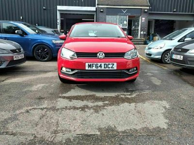 used VW Polo 1.0 BlueMotion Tech SE (s/s) 5dr