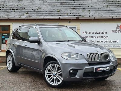 used BMW X5 3.0 40d M Sport xDrive (s/s) 5dr