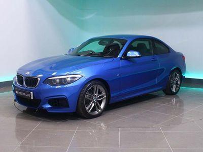 used BMW 218 2 Series 1.5 i GPF M Sport Auto (s/s) 2dr