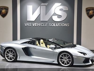 used Lamborghini Aventador LP 700-4 Roadster 6.5 2dr