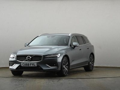 used Volvo V60 2.0 D4 [190] Inscription 5dr Auto Grey Automatic Diesel