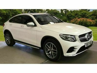 used Mercedes GLC350 GLC Coupe4Matic AMG Line Prem Plus 5dr 9G-Tronic